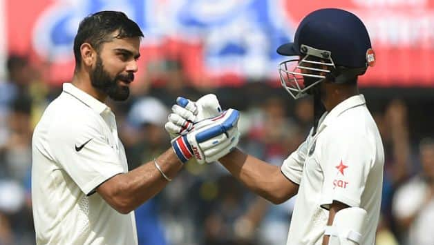 India vs England: Virat Kohli and Ajinkya Rahane manage to score 150 plus partnership in england for any wicket after 2002