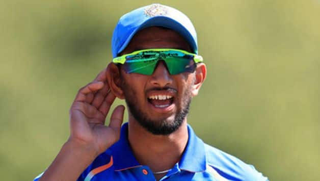 Currently playing for India B in the Quadrangular series, Krishna is leading the wicket-takers tally with eight scalps in two matches.