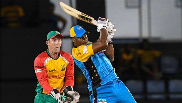 CPL 2018: Kieron Pollard blitz gives Stars much-needed win over Warriors