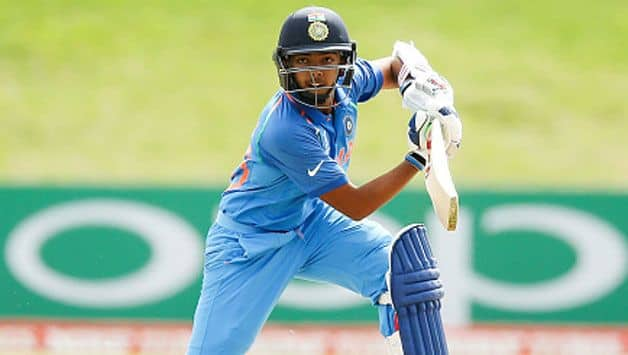 Not thinking about playing for India: Prithvi Shaw
