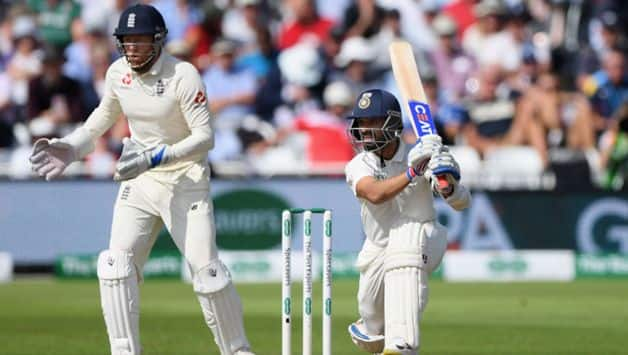 Rahane becomes the 22nd Indian score 3000 plus Test runs and 191st player overall to the milestone