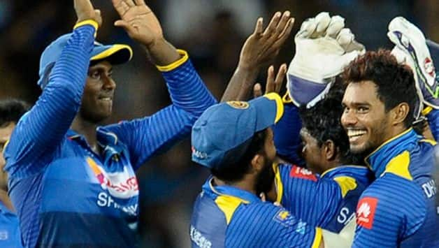 Sri Lanka beat South Africa by three wickets in the one-off T20I chasing down a total of 99  at the R Premadasa Stadium, Colombo on Tuesday.