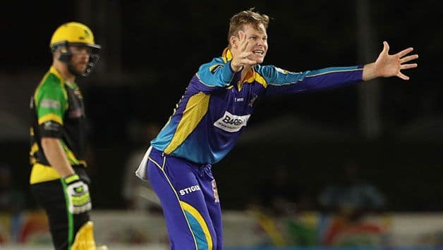 CPL 2018: All-round Smith stars in Tridents' narrow win over Tallawahs