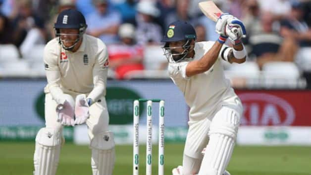 Learn from Virat Kohli's inning, says Paul Farbrace England assistant coach