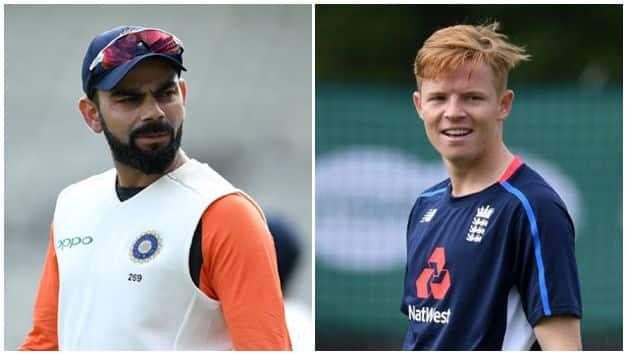 India vs England: Enjoy debut match, but don't get too many runs: Virat Kohli tells Ollie Pope