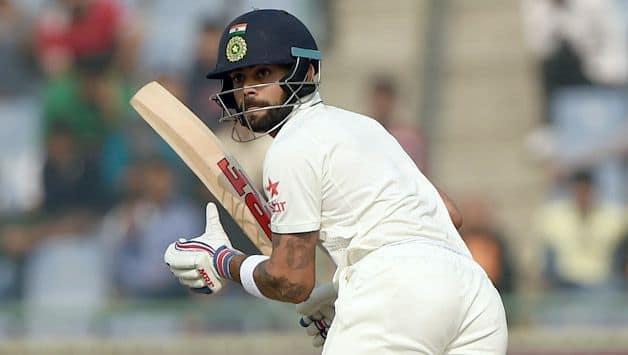 IND VS ENG 1st Test : Virat Kohli records 2nd most runs by an Indian captain
