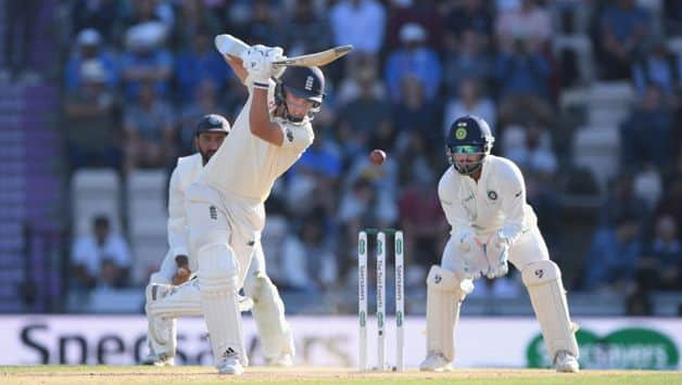 Curran however continued to frustrate India as England took their lead to 233 with two wickets in hand