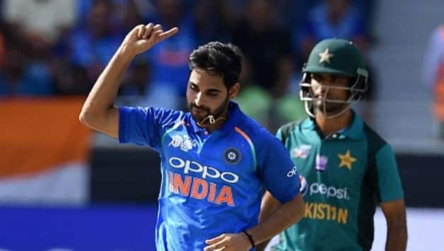 Bhuvneshwar Kumar is confident of where he is at this stage of his career.