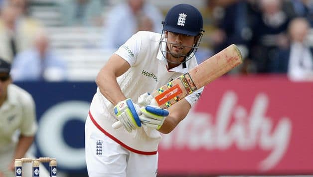 India vs England: Alastair Cook completes 1, 000 runs at oval