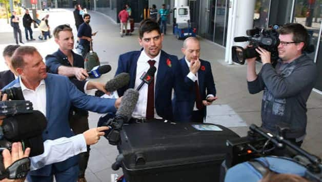 England opener Alastair Cook, who is set to retire from international cricket after the India vs England series, is reportedly in talks with TalkSPORT to join their commentary team.