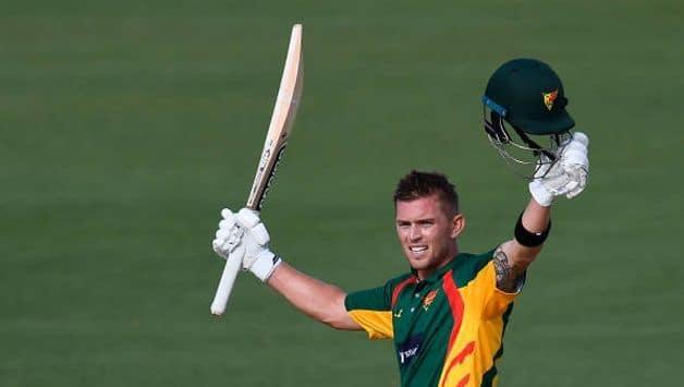 JLT One-Day Cup: Ben McDermott star in Tasmania win against South Australia