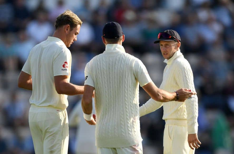 Nasser Hussain critical of Joe Root's captaincy during Broad-Anderson discussion