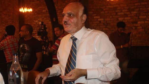 BCCI acting president CK Khanna