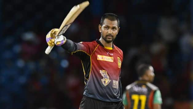CPL 2018 : Fawad Ahmed shines as Trinbago Knight Riders beat Barbados Tridents by 9 runs