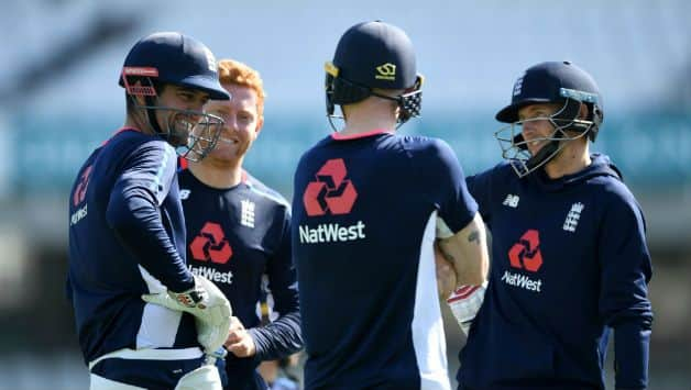 England announce an unchanged XI for the 5th Test against India