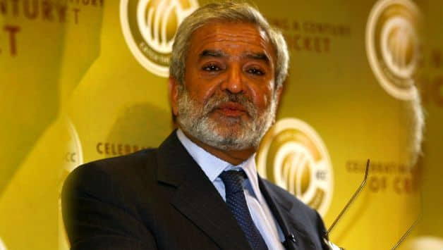 PCB chairman Ehsan Mani wants to fight India in legal case