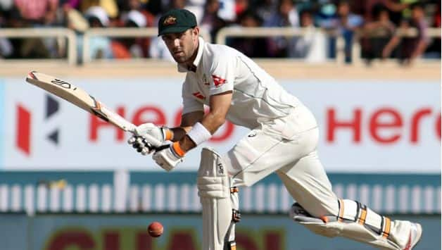 Glenn Maxwell hopeful of scoring enough runs to push his Test selection