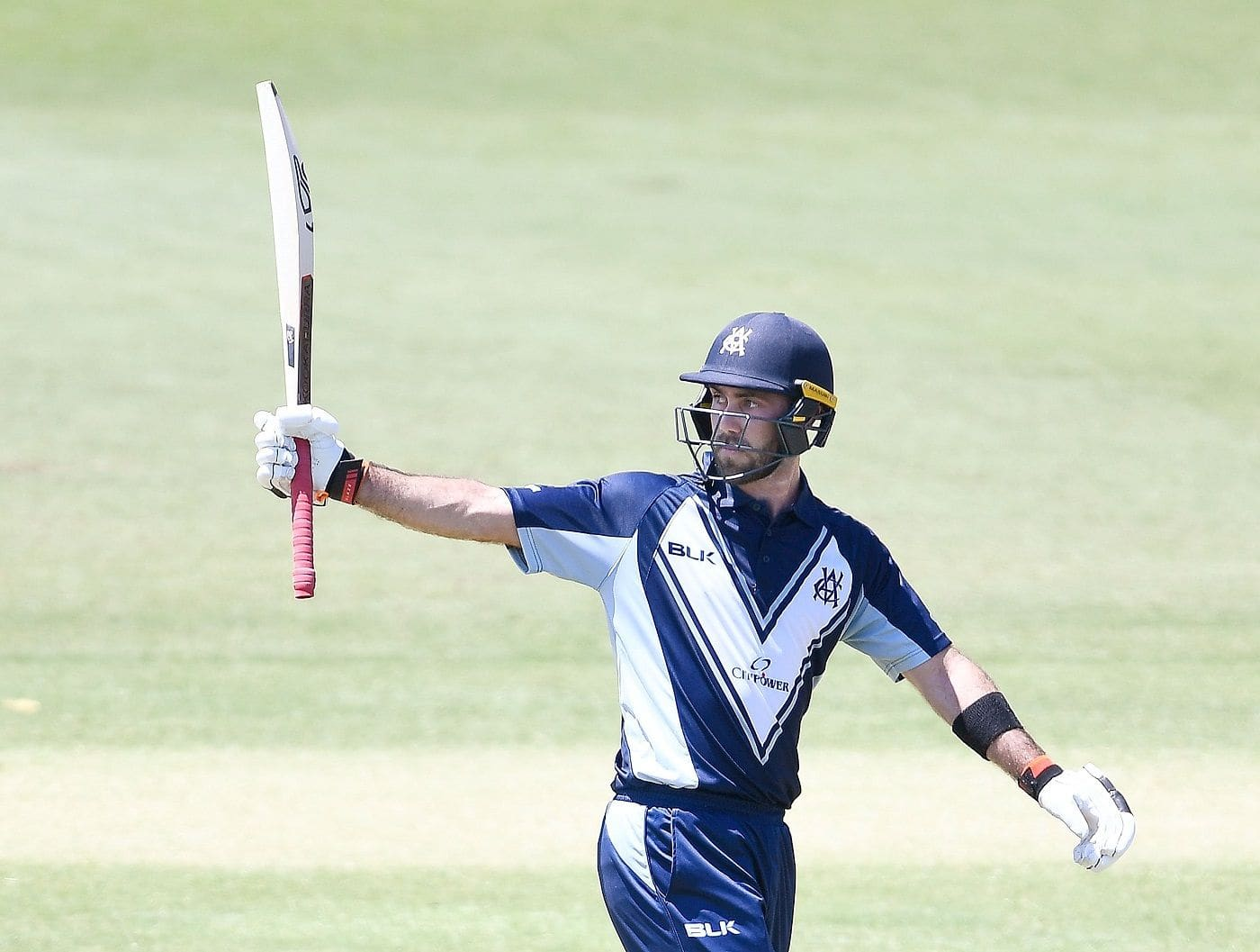 Test surplus Glenn Maxwell gets back to winning ways with Victoria
