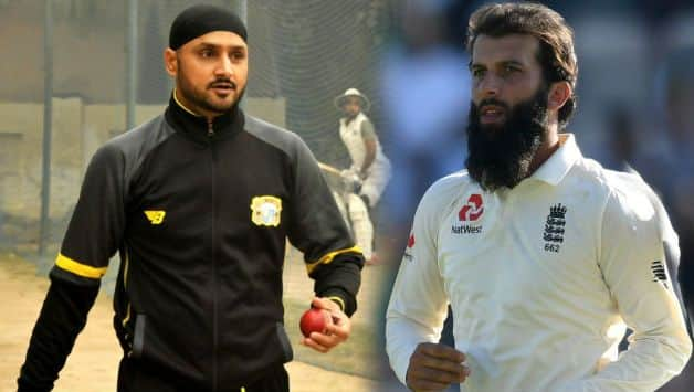 England's Moeen Ali turns to Harbhajan Singh for bowling advice