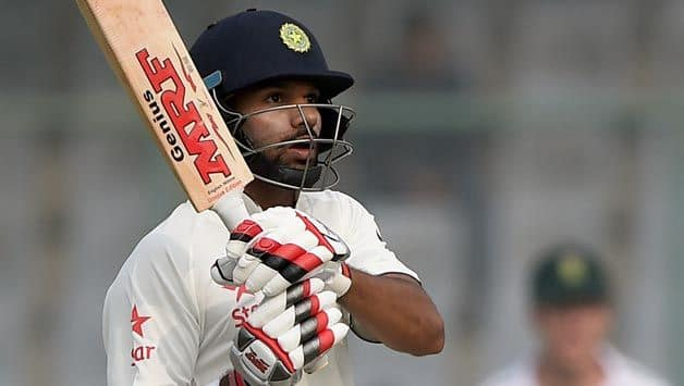 India vs West Indies, 2018: Shikhar Dhawan dropped; Maiden Test call-ups for Mayank Agarwal