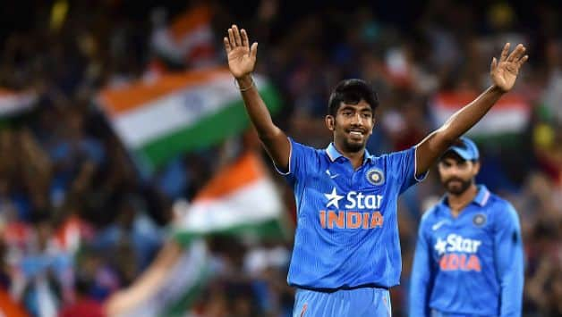 Jasprit Bumrah: Proud to be at number-1 in ICC ODI Rankings