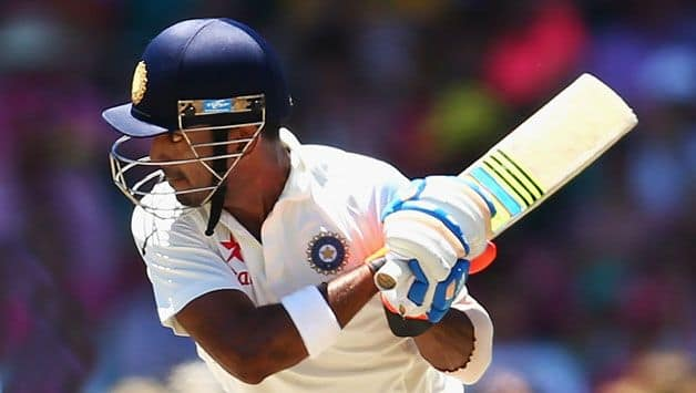 Most innings batted by Indian openers without a fifty-plus score in a Test series