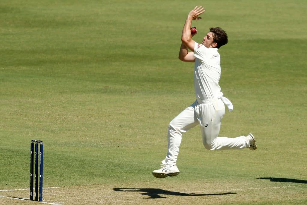 Potential Australia vice-captain Mitchell Marsh primed for resumption as Test bowler