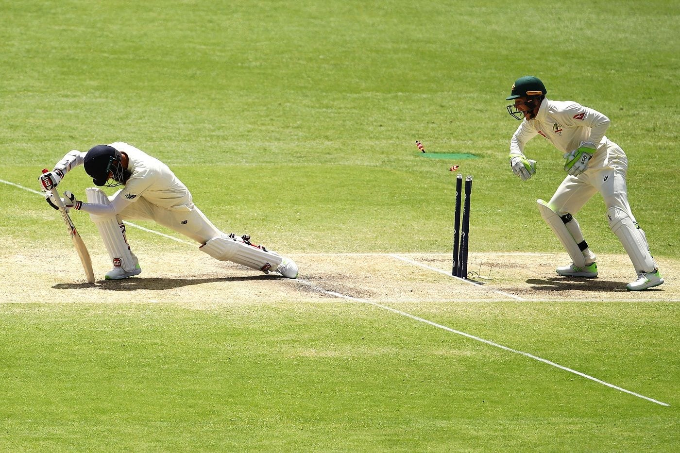Moeen Ali was dismissed by Nathan Lyon seven times during the 0-4 Ashes loss.