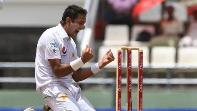 Mohammad Abbas County Championship 2018 Leicestershire Durham Paul Collingwood record lowest scores