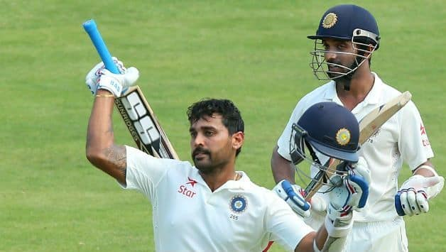 Murali Vijay hits second fifty in County Championship match for Essex
