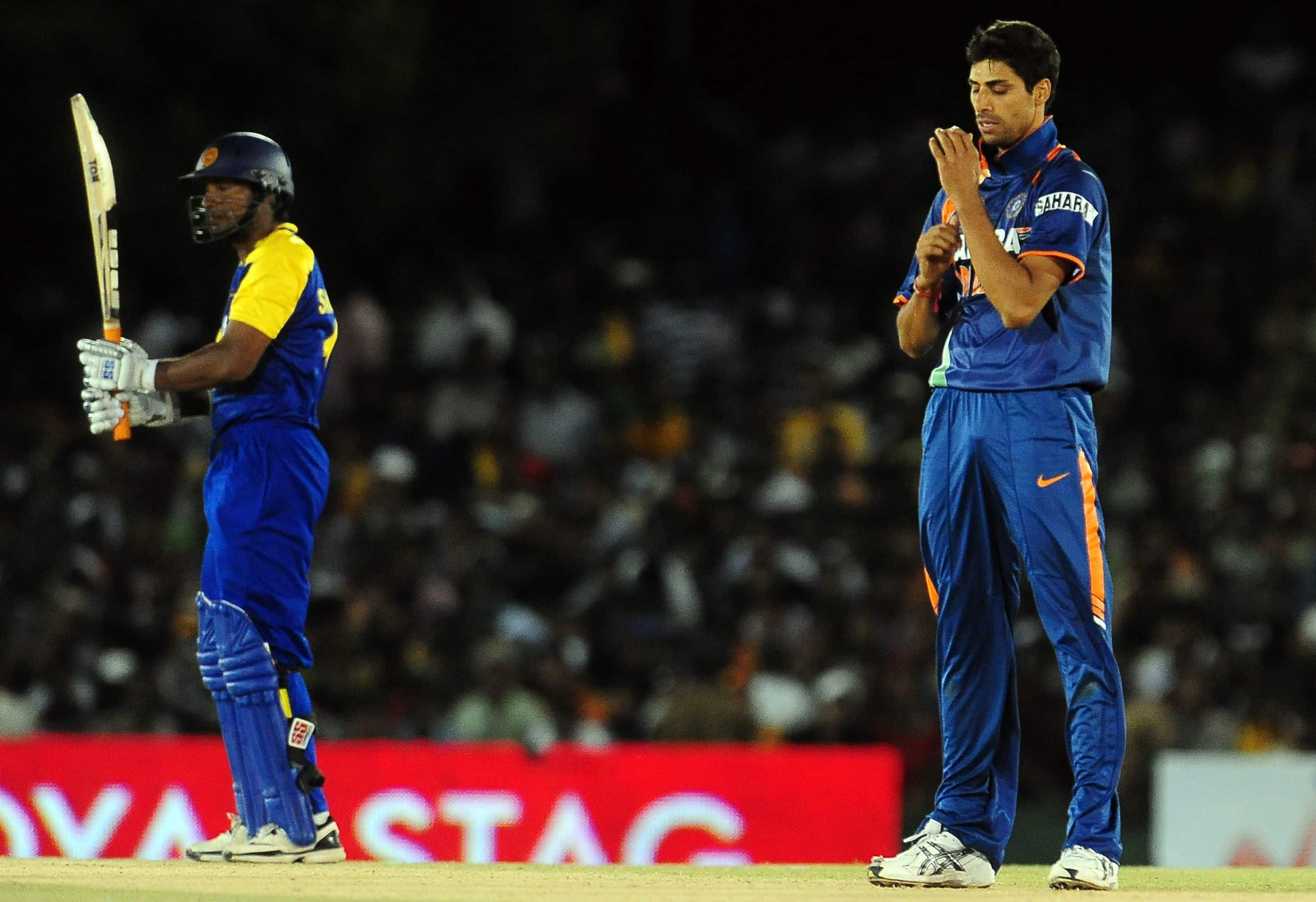 Ashish Nehra claimed 4/40 to bowl India to an 81-run win in 2010.