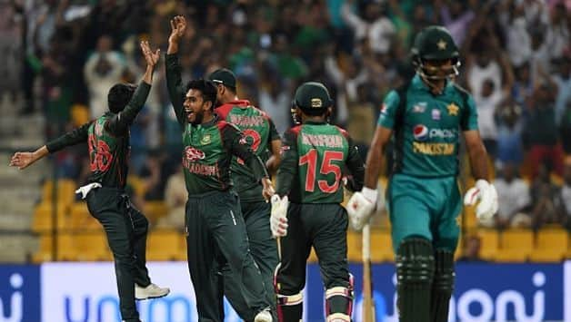 Pakistan lost their last 2018 Asia Cup Super Four match against Bangladesh by 37 runs. @ AFP