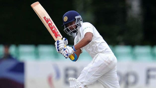 Test debut in the offing for Prithvi Shaw