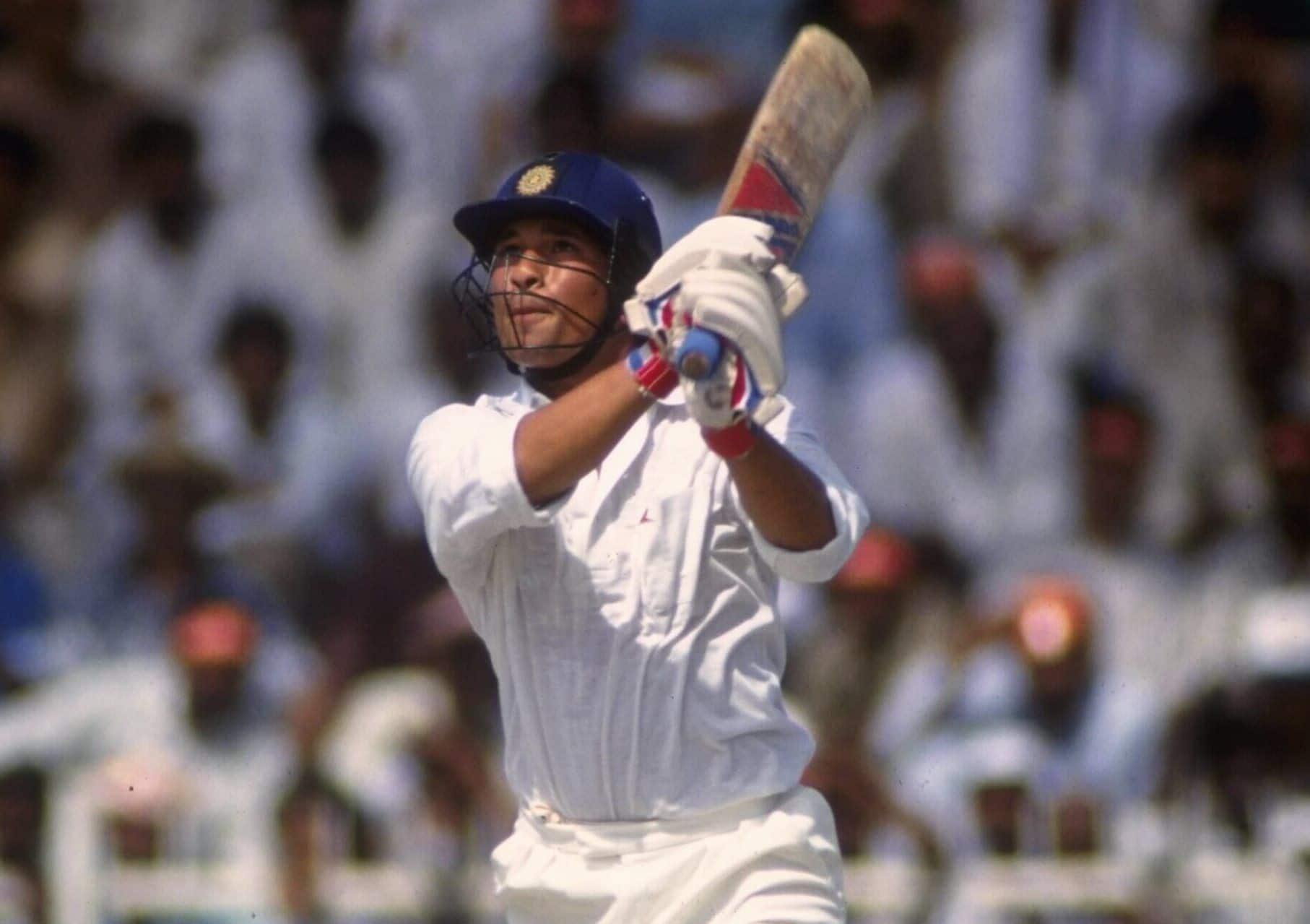 Sachin Tendulkar's 118 in a 231-run stand with Navjot Sidhu set up India's win in 1996.
