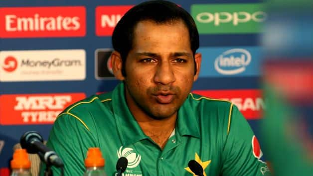 Sarfraz Ahmed says Win against India will provide us required momentum