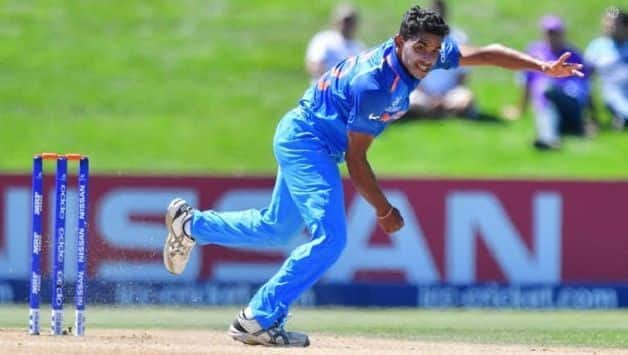 India U19 speed star Shivam Mavi clinches hat-trick in Vijay Hazare trophy