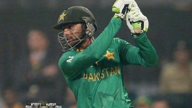 Shoaib Malik: My goal is to play World T20, then end my T20 career