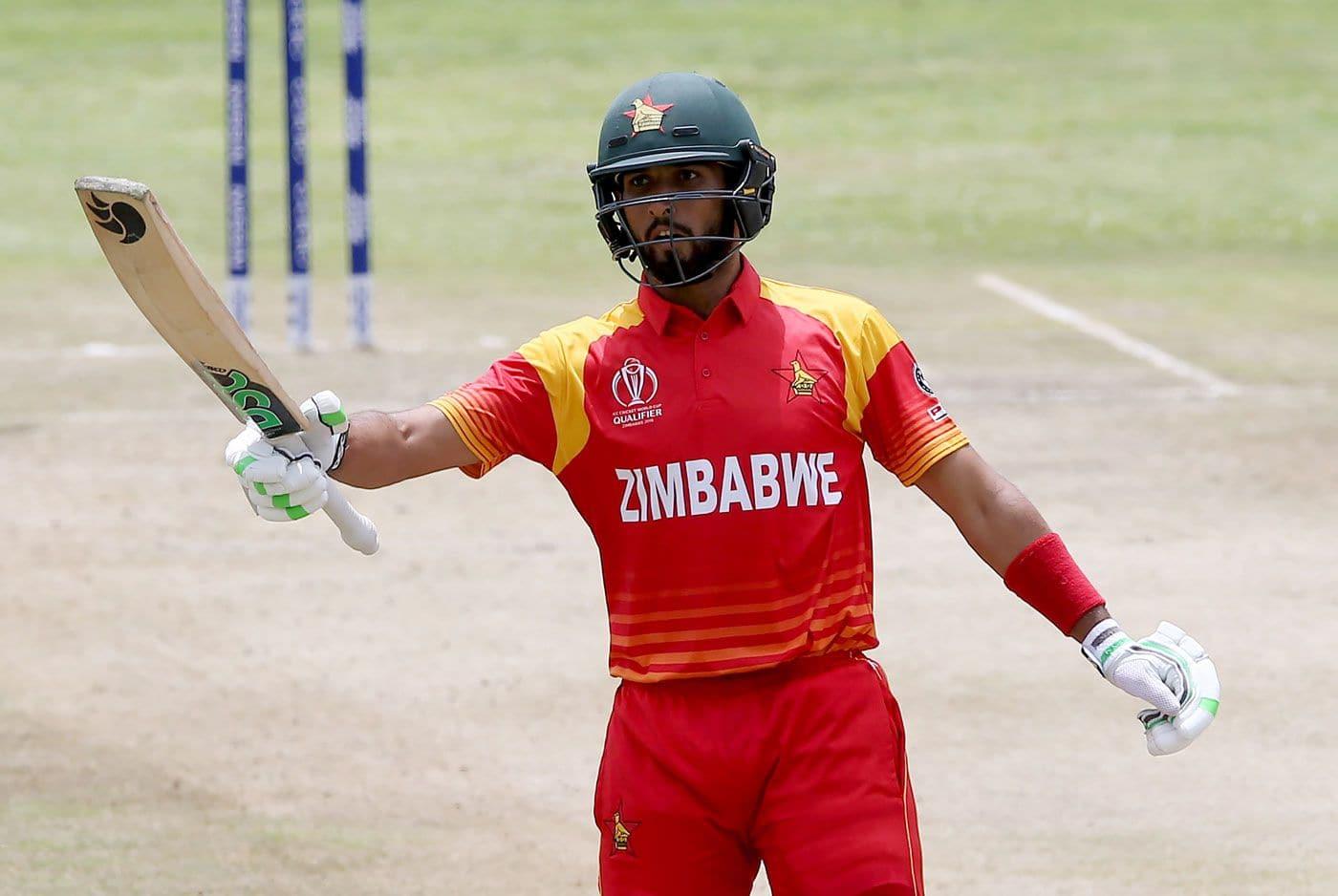 Zimbabwe Cricket terms Sikandar Raza's tweet as misleading, patently false