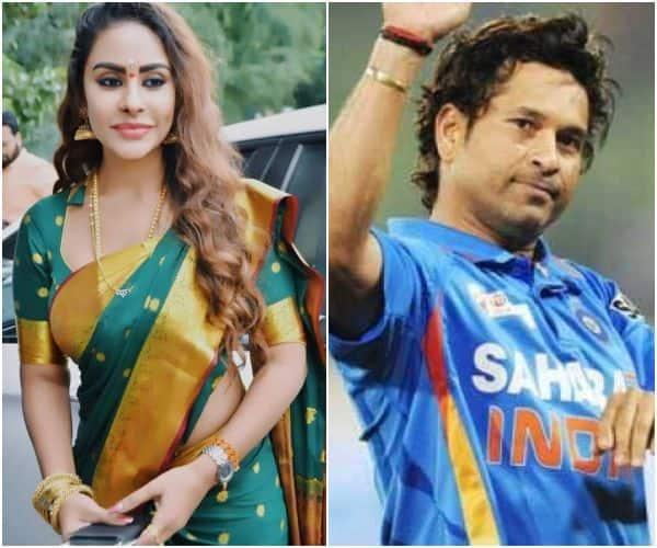 After Nani and Pawan Kalyan, Telugu actress Sri Reddy targets Sachin Tendulkar