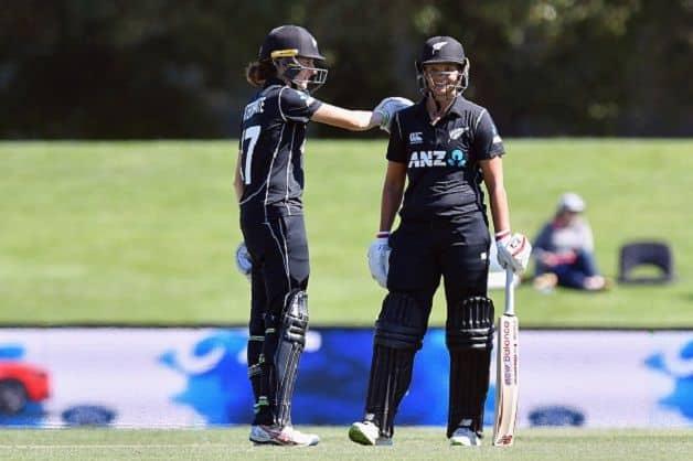 Amy Satterthwaite, Suzie Bates, New Zealand Women, White Ferns, captain