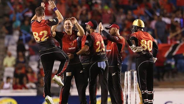 CPL 2018: Trinbago Knight Riders beat St Kitts and Nevis Patriots by 20 runs, reach  second straight final