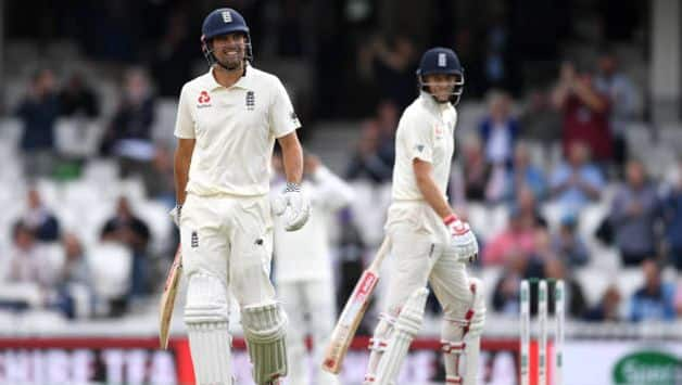 Alastair Cook became only the fifth player in the history of the game to register centuries in his debut Test and the final Test when he reached the triple-figure mark on day four of the fifth India vs England Test at the Kia Oval on Friday.