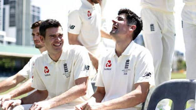 Anderson called Cook a bore off and even asserted that he should have retired two years back, before realising that he has not turned his camera off. Obviously it was all staged. Cheap thrills though.