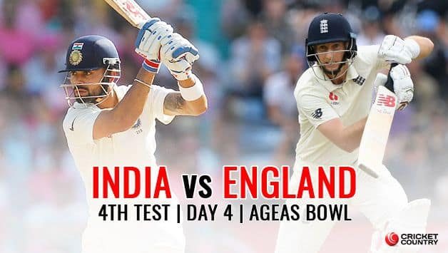 Highlights India vs England, 4th Test, Day 4 Full Cricket Score and Result: England beat India by 60 runs