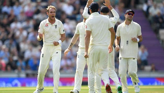We have shown great character to fight back: Stuart Broad
