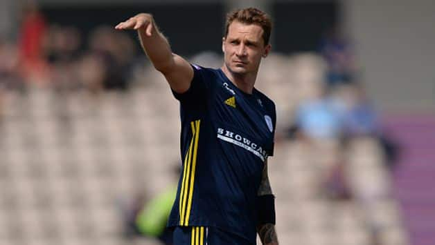This is the first time in in two years that sTeyn have been named in a ODI squad and will make his return after a length injury lay-off.