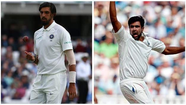 Ishant Sharma, R Ashwin will Undergo Fitness Test on September 29