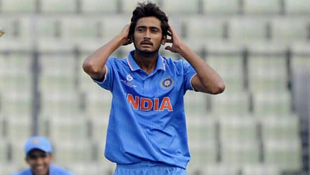 know about khaleel ahmed young sensation of indian cricket team pacer from rajasthan
