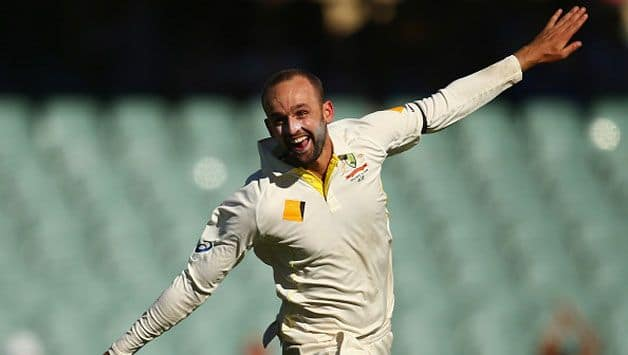 Nathan Lyon's five-wicket haul keeps Pakistan A to 247/6