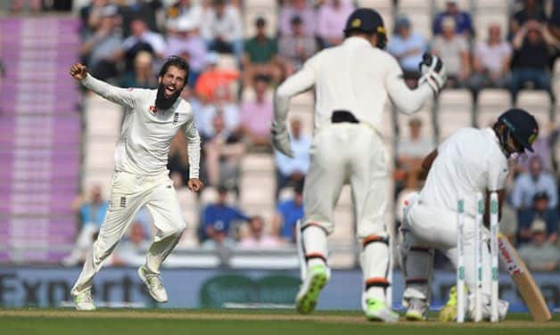 Moeen Ali turned back to clock to 2014 (Getty Images)